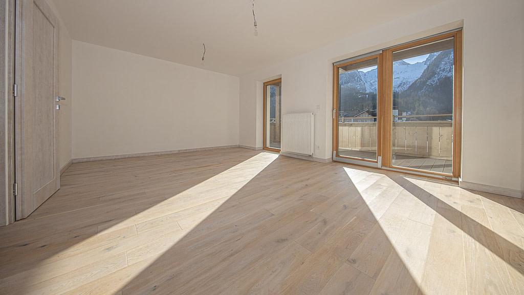 Terrassenwohnung mit fantastischem Panoramablick in Lofer - KITZIMMO