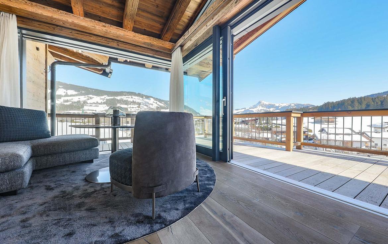 exklusive Luxuswohnung Ski in/Ski out in Kirchberg kaufen - KITZIMMO