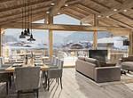 Alpenresidenz Penthouse in Reit bei Kitzbühel kaufen - KITZIMMO