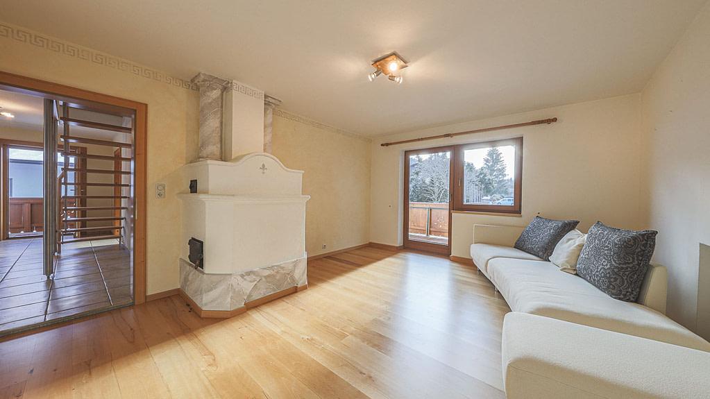 Maisonette-Wohnung in Ruhelage in Kirchberg kaufen - KITZIMMO