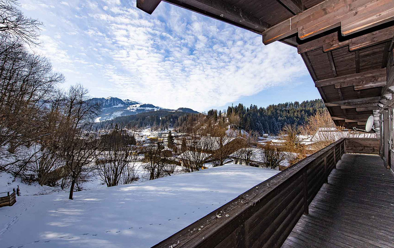 Baugrund mit Altbestand - KITZIMMO Immobilien Kitzbühel