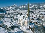 Der Winter in Kirchberg in Tirol