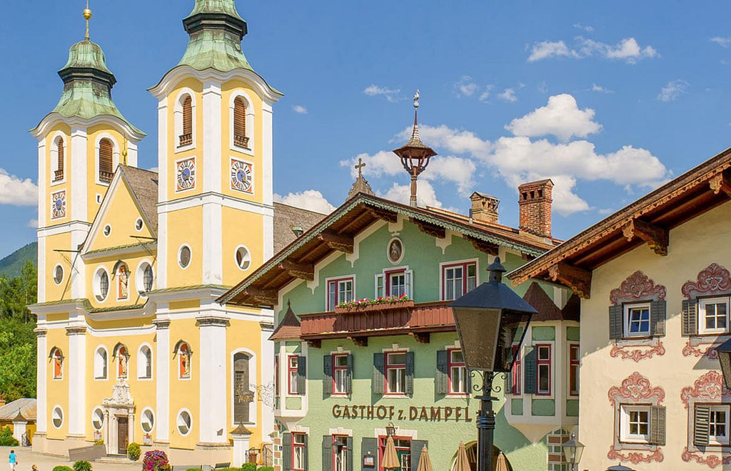 St. Johann in Tirol - KITZIMMO Immobilien in St. Johann kaufen | mieten