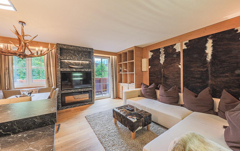 elegante Stadtwohnung in Kitzbühel kaufen - KITZIMMO Immobilienmakler