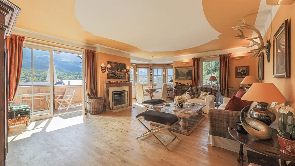 exklusive Wohnung in Kitzbühel kaufen - Immobilien in Kitzbühel