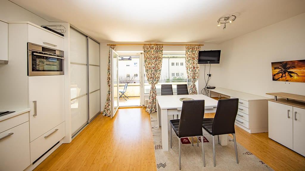 Apartment in zentraler Lage von Kitzbuehel mieten - KITZIMMO