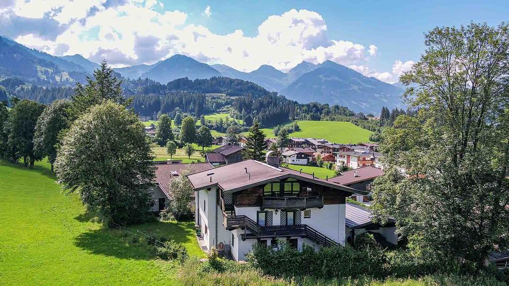 Grundstück mit Altbestand auf der Bichlalm - Immobilien Kitzbühel