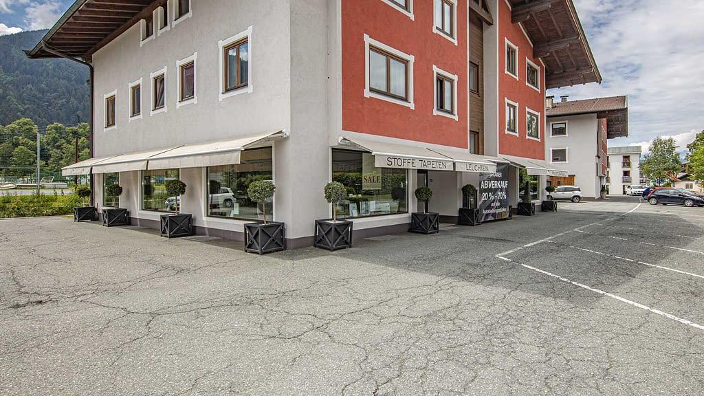 Geschäftslokal in Kitzbuehel mieten - Immobilien in Kitzbuehel