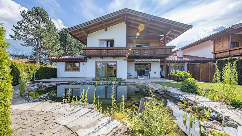 Haus in Ruhelage kaufen - Immobilien Ellmau am Wilden Kaiser