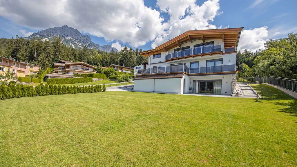 Neubau-Haus in Ruhelage kaufen - Immobilien Ellmau am Wilden Kaiser