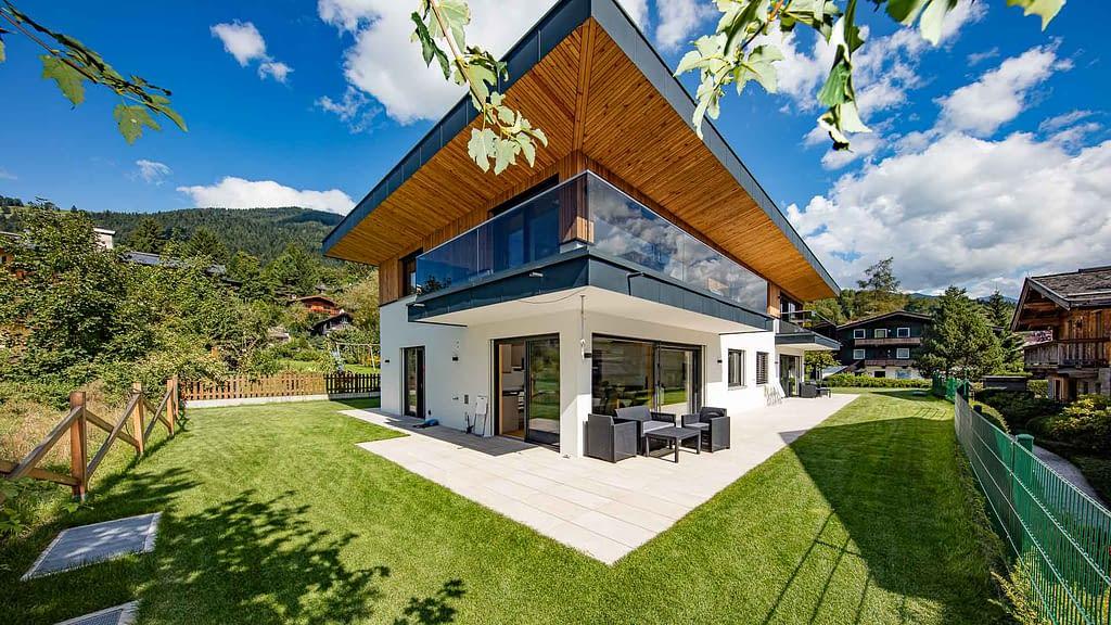 Gartenwohnung in Kitzbühel mieten - Immobilien Kitzbühel Mietwohnung