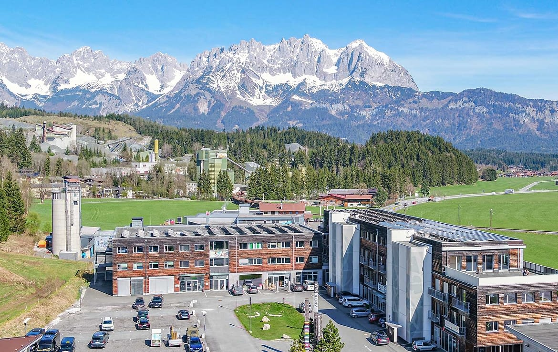 Bueroetage Bueroflaeche in Oberndorf | Renditeobjekt - KITZIMMO
