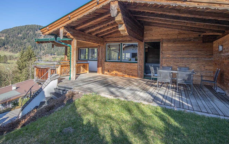 Landhaus in Kitzbuehel kaufen - KITZIMMO Luxusimmobilien