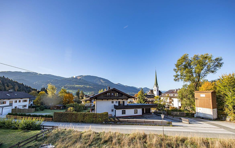 Neubauchalet in Scheffau am Wilden Kaiser kaufen - KITZIMMO
