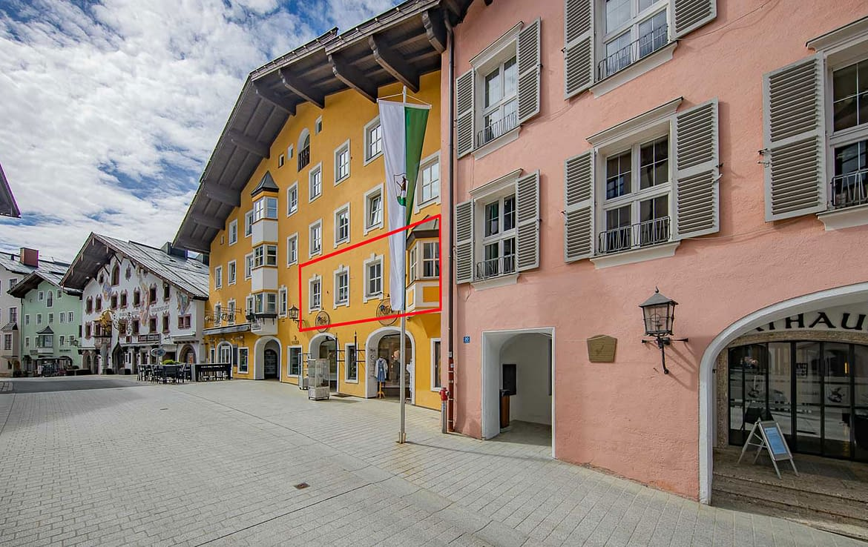 Luxus City-Loft im Zentrum von Kitzbühel - KITZIMMO