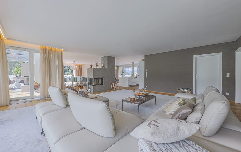 Penthouse zum Kitzbüheler Horn - KITZIMMO Immobilien in Kitzbühel