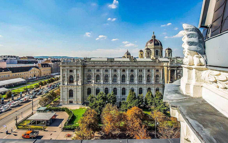 """""""Die Mondäne"""" -Am Kaiserforum Immobilien Wien kaufen - KITZIMMO"""