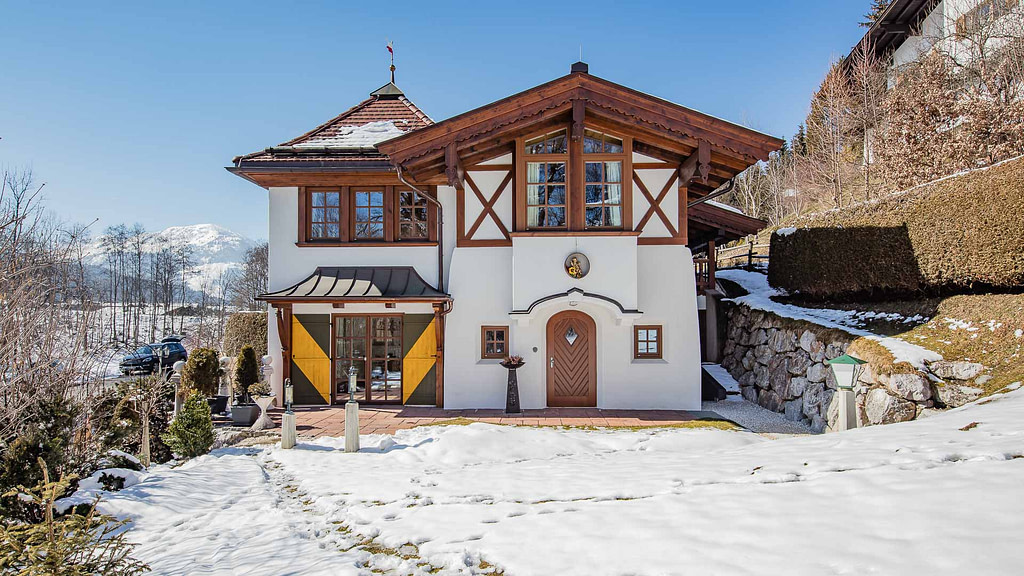 Residence Schwarzsee - Luxusimmobilien KITZIMMO